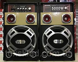 Активная акустика USBFM-298 B-DT (USB/FM/Bluetooth/Радио)