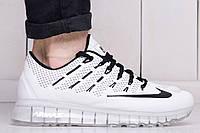 Мужские кроссовки NIKE AIR MAX 2016 White  (найк, реплика)