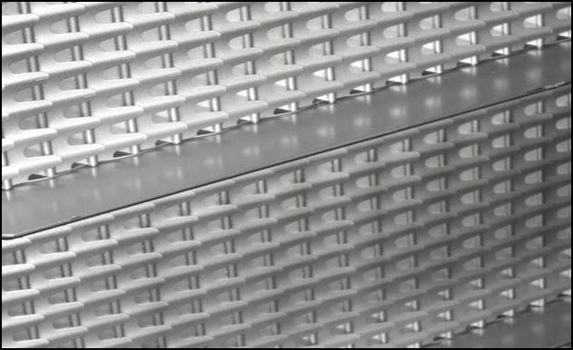 Нижнее решето John Deere 9660 STS Bullet Rotor(Джон Дир 9660 СТС Буллет Ротор)