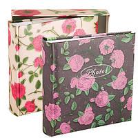 Фотоальбом Tea-rose в коробке 200ф. 10х15см.