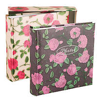 Фотоальбом Tea-rose в коробке 200ф 10х15