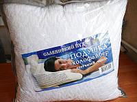 Подушка стеганная холлофайбер Украина 70х70