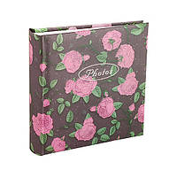 Фотоальбом Tea-rose в коробке 200ф 10х15 2