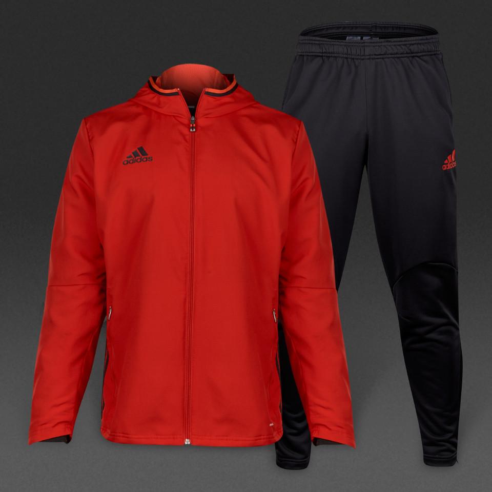 f624153e Спортивный костюм Adidas Condivo 16 Presentation Suit S93518 (Оригинал) -  Football Mall - футбольный