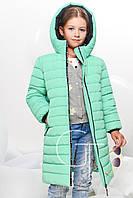 Детская зимняя куртка на молнии