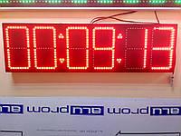 Светодиодный секундомер (часы, минуты, секунды)