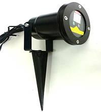 Лазер водонепроницаемый X-Laser X-23P-D RG