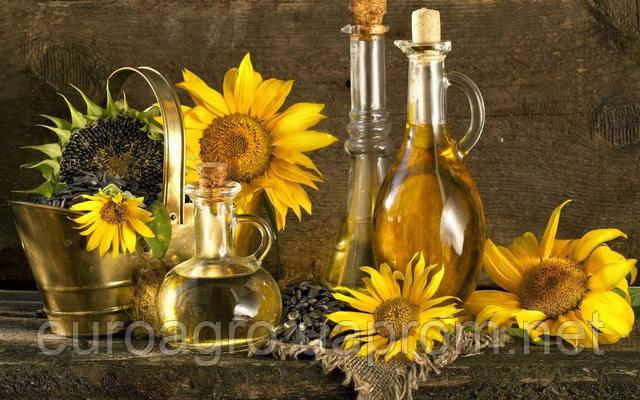 Экспорт подсолнечного масла на рекордно высоком уровне