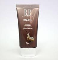 ББ-крем с фильтратом слизи улиток EKEL SNAIL BB CREAM SPF 50 РА