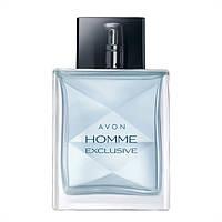 Туалетная вода мужская Avon Homme Exclusive, Avon, Эйвон Хом Эксклюзив, Эйвон, 95264, 75 мл