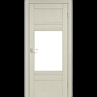 Дверь межкомнатная TIVOLI дуб беленый сатин белый