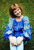 Блуза женская с вышивкой БЖ 1-16/25,вышиванка, вышитая блузка, вишита блузка, вишиванка