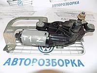Моторчик заднего дворника VW Volkswagen Фольксваген Т5 2003-2010