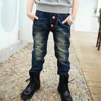 Детские джинсы оптом для успешного бизнеса