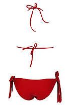 Красный купальник бикини, фото 3