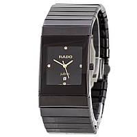 Часы Rado Sintra Diamonds, Керамика HI-TECH.  Реплика: ААА., фото 1