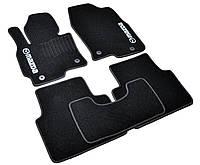 Коврики Mazda CX-5 (2012-) /Чёрные, кт. 5шт ворсовые