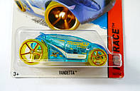 Машинка Хот вилс hot wheels vandetta