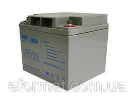 Аккумуляторная батарея гелевая MHB battery 12В 45 А/ч
