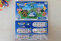 Набор печатей Робокар Поли для детей