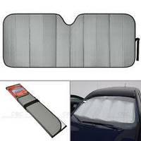 Sun shades small Car cover (metallic) стандарт для легковой авто (60 X 130 см)
