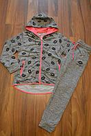Венгерские спортивные трикотажные костюмы двойки для девочек.Размеры 134-164 см.Фирма S&D. Венгрия