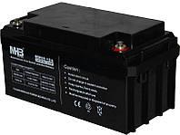 Аккумуляторная батарея гелевая MHB battery 12В 65 А/ч
