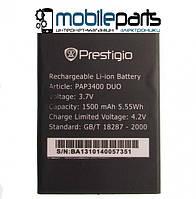 Оригинальный аккумулятор АКБ (Батарея) Prestigio  PAP3400 (Li-ion 3.7V 1500mAh)
