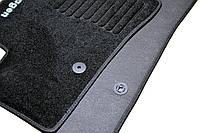 Коврики Volkswagen Jetta (2010-) /Чёрные, кт. 5шт ворсовые, фото 1