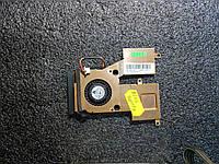 Система охлаждения кулер вентилятор радиатор нэтбука Asus EeePC 1001 PXD