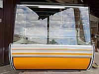 Кондитерская витрина COLD б у, кондитерский прилавок б/у