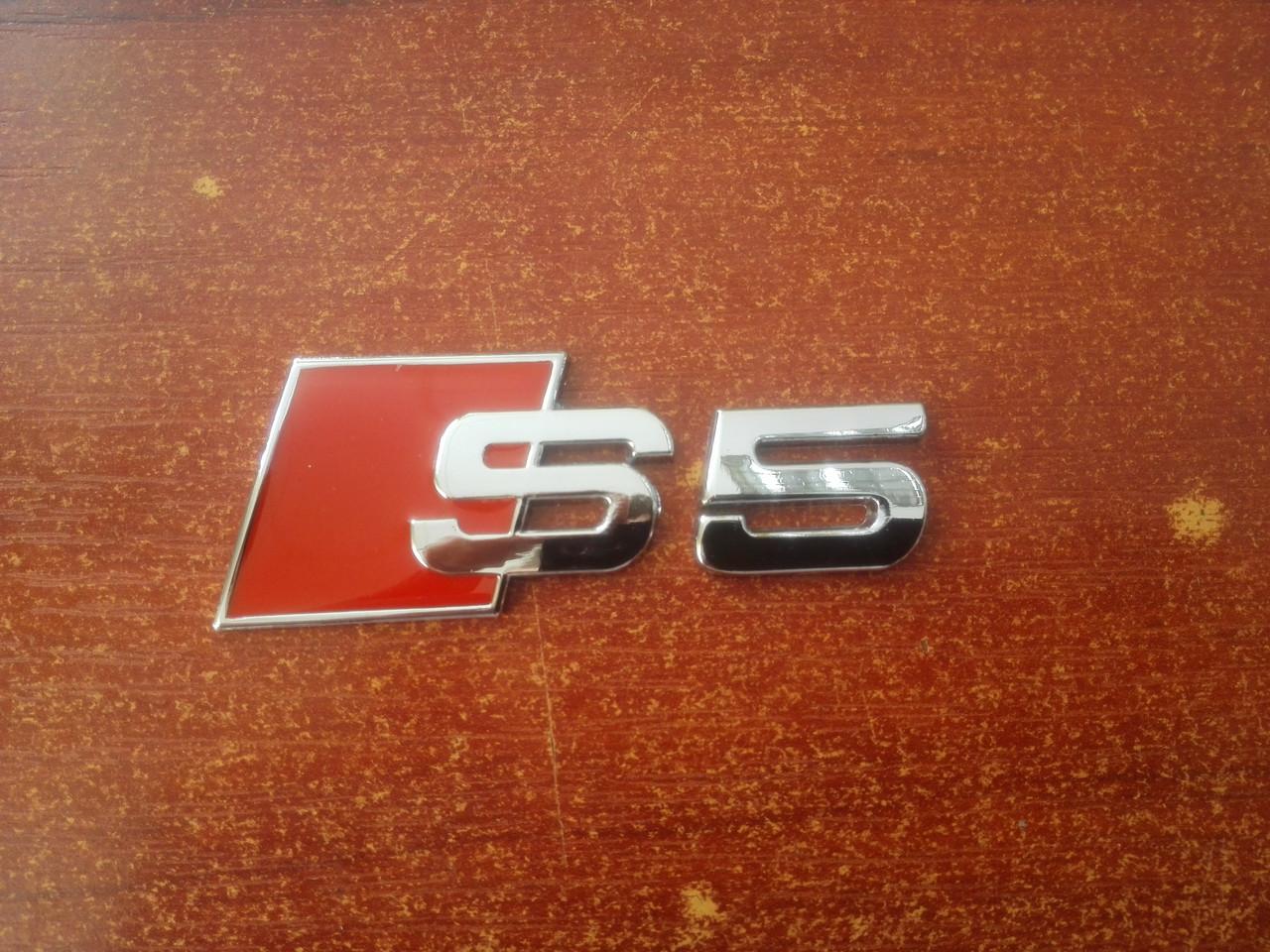 3D эмблема S5, фото 1