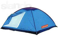 Палатка однослойная Coleman 1012(3-x местная)