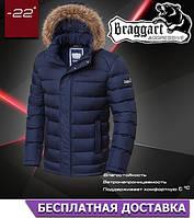 Куртка стильная зимняя на молнии