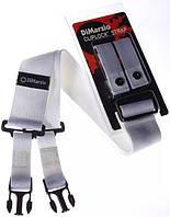 Ремень с системой крепления Клип-Лок DIMARZIO DD2200 white