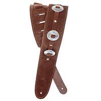Ремень гитарный кожанный PW25SSC01