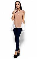 Женская модная блуза, р.42-48