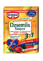 Загуститель для варьеня, повидла Dzsemfix Dr.Oetker ( 3 пакета x 25г )