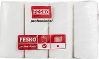 Рушник паперовий Fesko Professional 8 рул. ЛУЦЬК