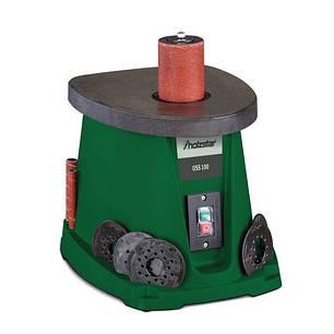 Осциляционный шпиндельно-шлифовальный станок по дереву Holzstar OSS 100, фото 2
