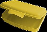 Ланчбокс 0,5 л 155х113х40 мм лимон