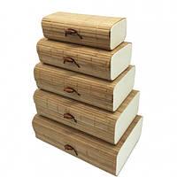 Шкатулка бамбуковая Natural 18х10,5 см