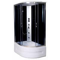 Гидромассажный бокс AquaStream Junior 128 HBL без электроники 120x85