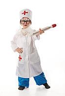 Детский костюм Доктора, доктор Айболит рост 110-125 см