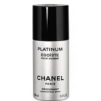 Chanel Egoiste Platinum Deo 100ml