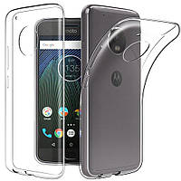 Ультратонкий 0,3 мм чехол на Motorola Moto E4