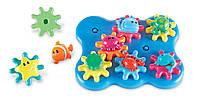 """Развивающий набор для игры шестеренки """"Морские обитатели"""" от Learning Resources"""