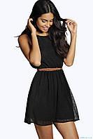 Новое черное платье Boohoo
