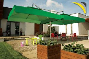 Садовые, уличные и пляжные зонты в Украине