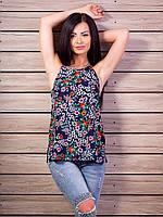 Женская футболка топ Много расцветок p.42-48 VM1992-4